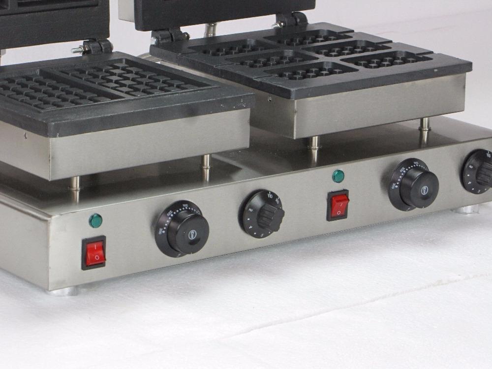 220V double <font><b>waffle</b></font> bakers <font><b>iron</b></font>