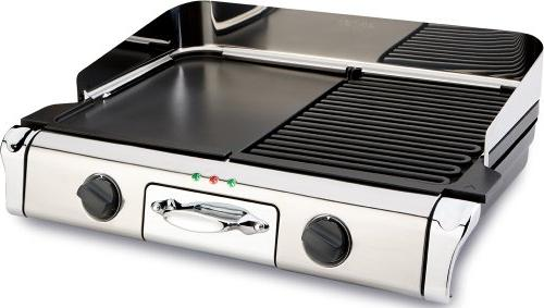 All-Clad TG806C51 Stainless Removable Plate Electric Silver