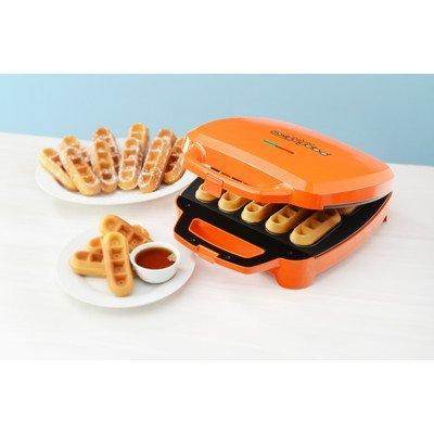 Babycakes: Waffle Stick Maker - Orange