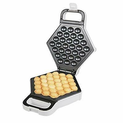 Bubble Waffle Maker- Electric Non stick Hong Kong Egg Waffle