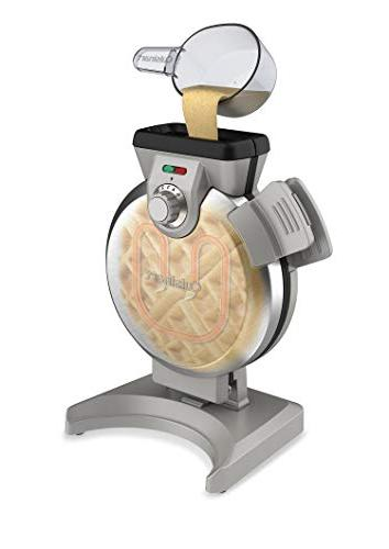 Cuisinart Waffle Maker, Silver