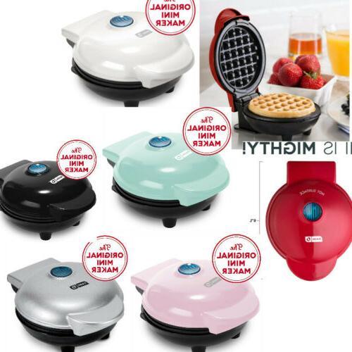 1 pack of home mini waffle maker