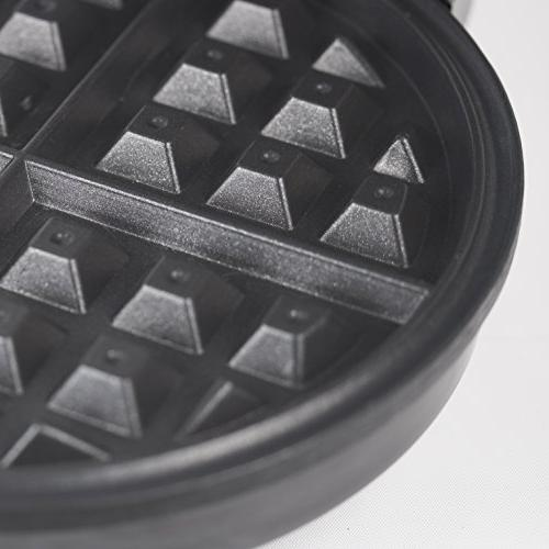 Westinghouse Select Stainless Waffle Silver