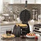 Hamilton Beach Belgian Style Waffle Maker Nonstick Electric