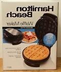 Hamilton Beach Belgian Waffle Maker #26071 NIB