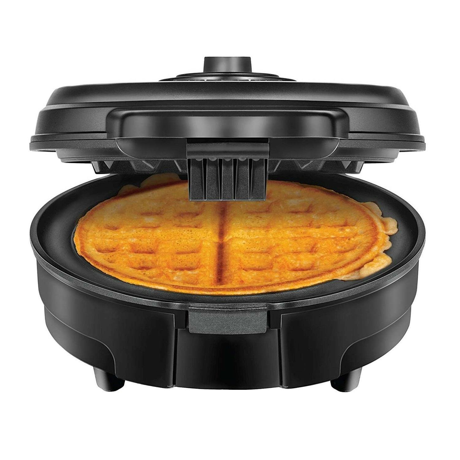 belgian waffle maker commercial anti overflow iron
