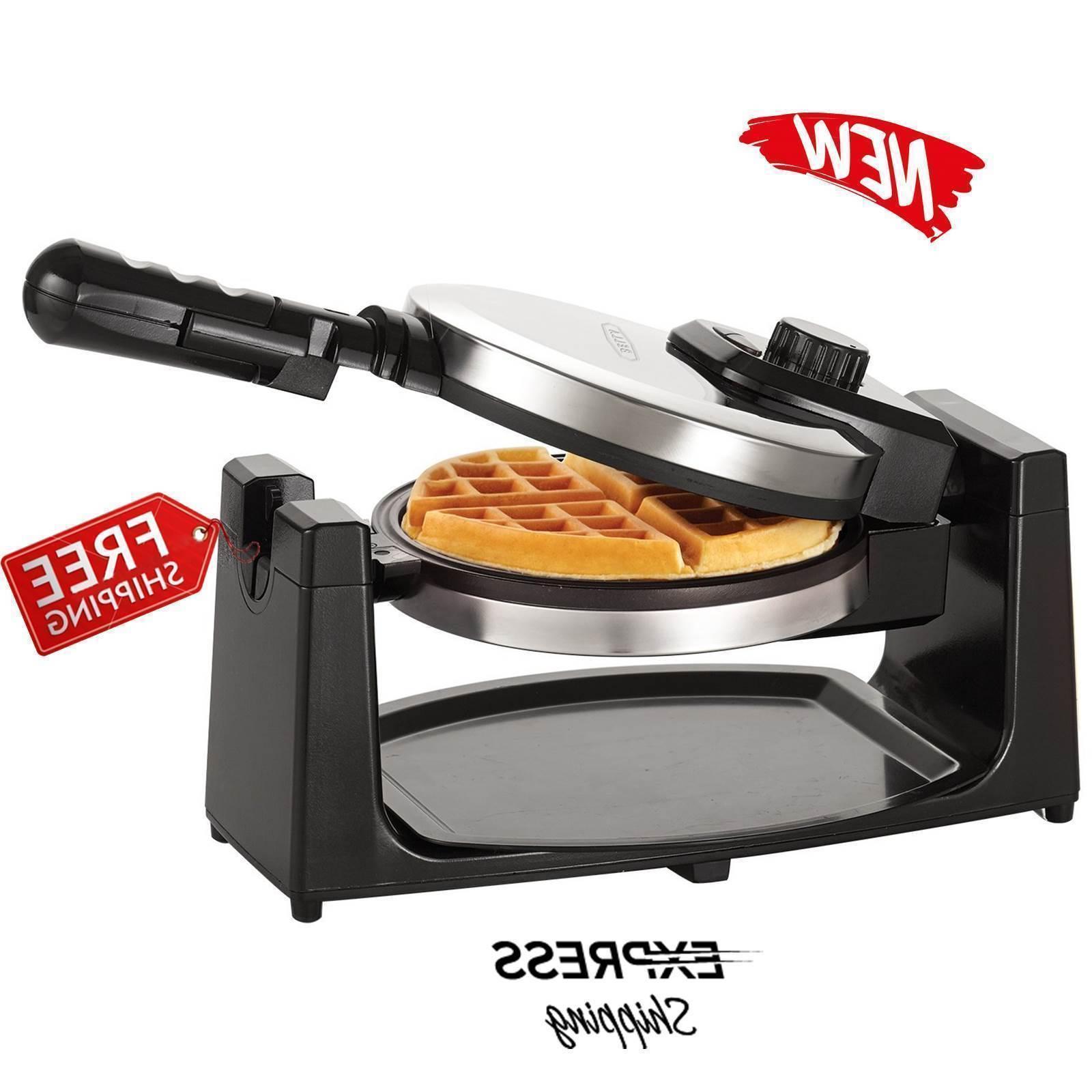 belgian waffle maker commercial double waring breakfast