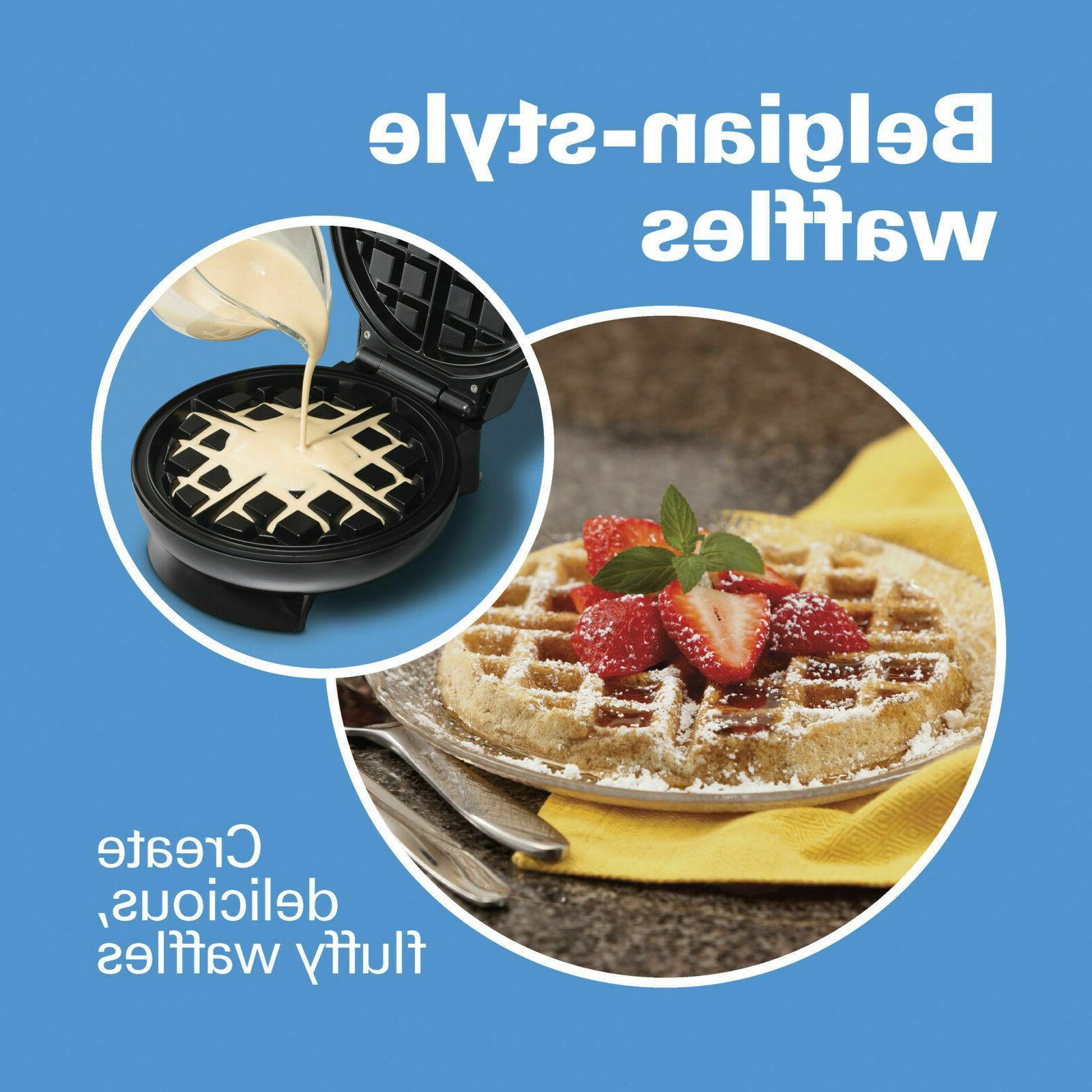 Hamilton Beach Waffle Maker Appliance Breakfast