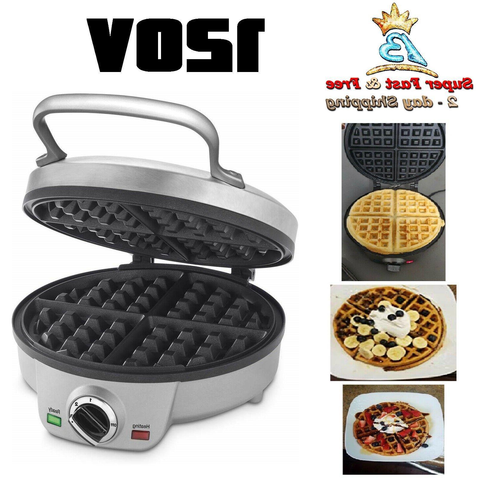 belgian waffle maker pancake machine