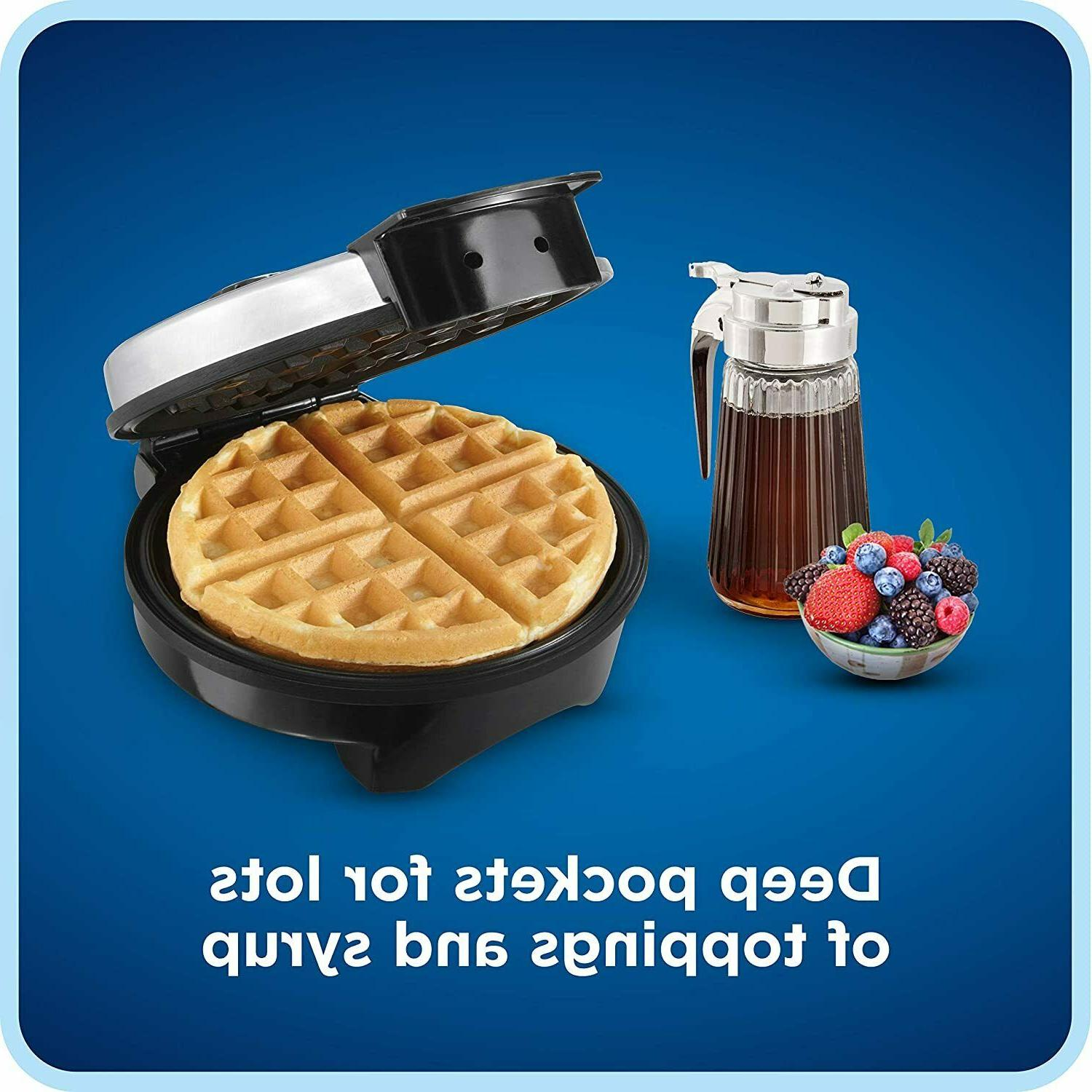 Oster Belgian Waffle Maker Stainless