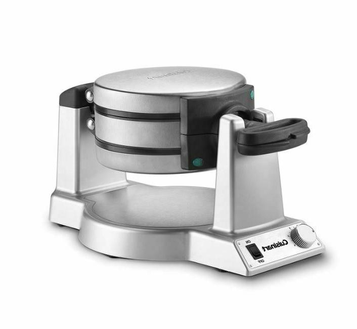 Belgian Waffle Maker WAF-F20 Double Non-Stick Cook