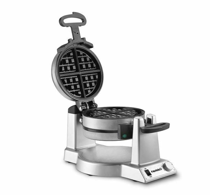 Belgian Waffle Maker WAF-F20 Double Non-Stick Breakfast Comm