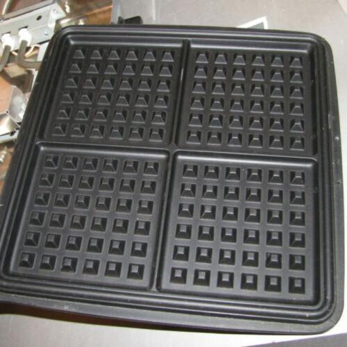 Black & Waffle Maker Combo G48TD 900 Inst