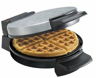 black and decker wm505 waffle maker belgian