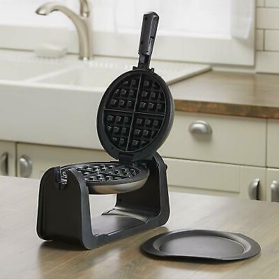 BLACK+DECKER Waffle Maker, Silver, WM1404S