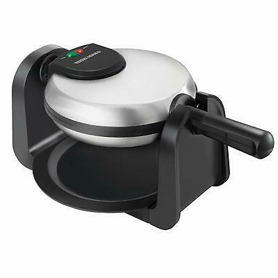 black decker flip waffle maker silver wm1404s