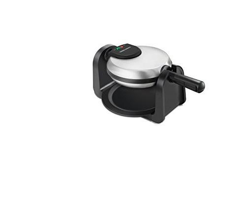 black decker flip waffle maker