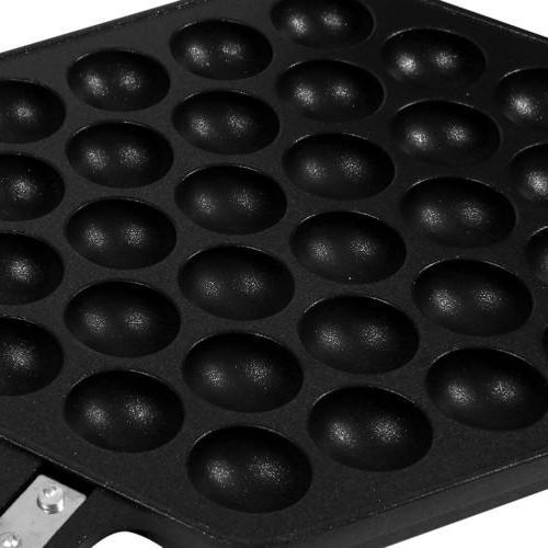 Bubble Egg Oven Waffle Pan Baker Home DIY