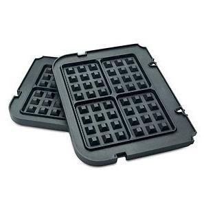 cgr wafpc griddler waffle plates