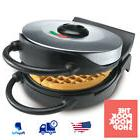 Classic Round American Waffler Electric Nonstick Waffle Make