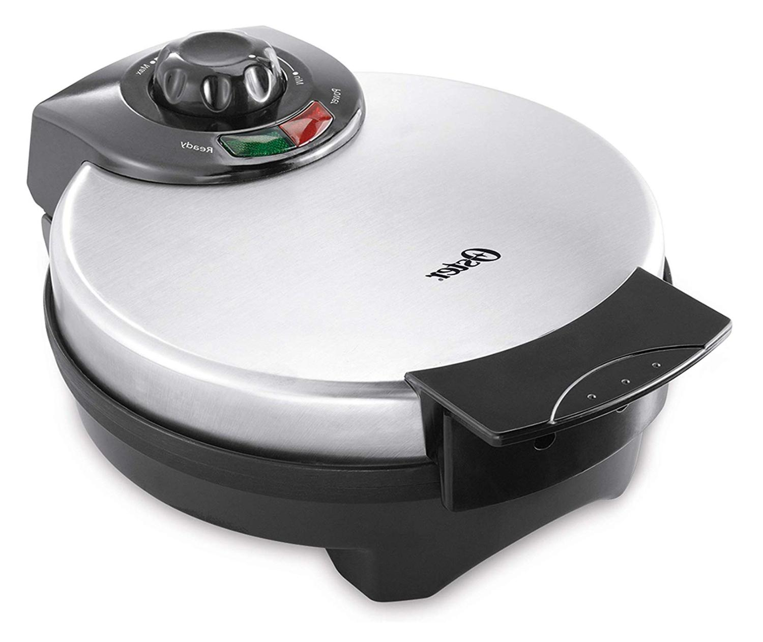 Commercial Waffle Maker Round Kitchen Breakfast