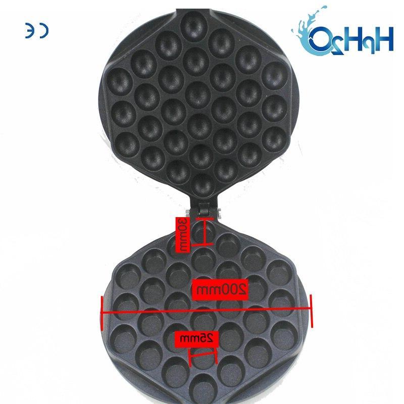 Commercial Electric 110V /220V Non-stick egg <font><b>waffle</b></font> <font><b>maker</b></font> Eggettes cake bubble cake
