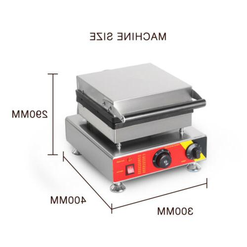 Commercial Electric Lolly Maker Iron