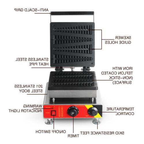 Commercial Lolly Maker Iron 110V 220V