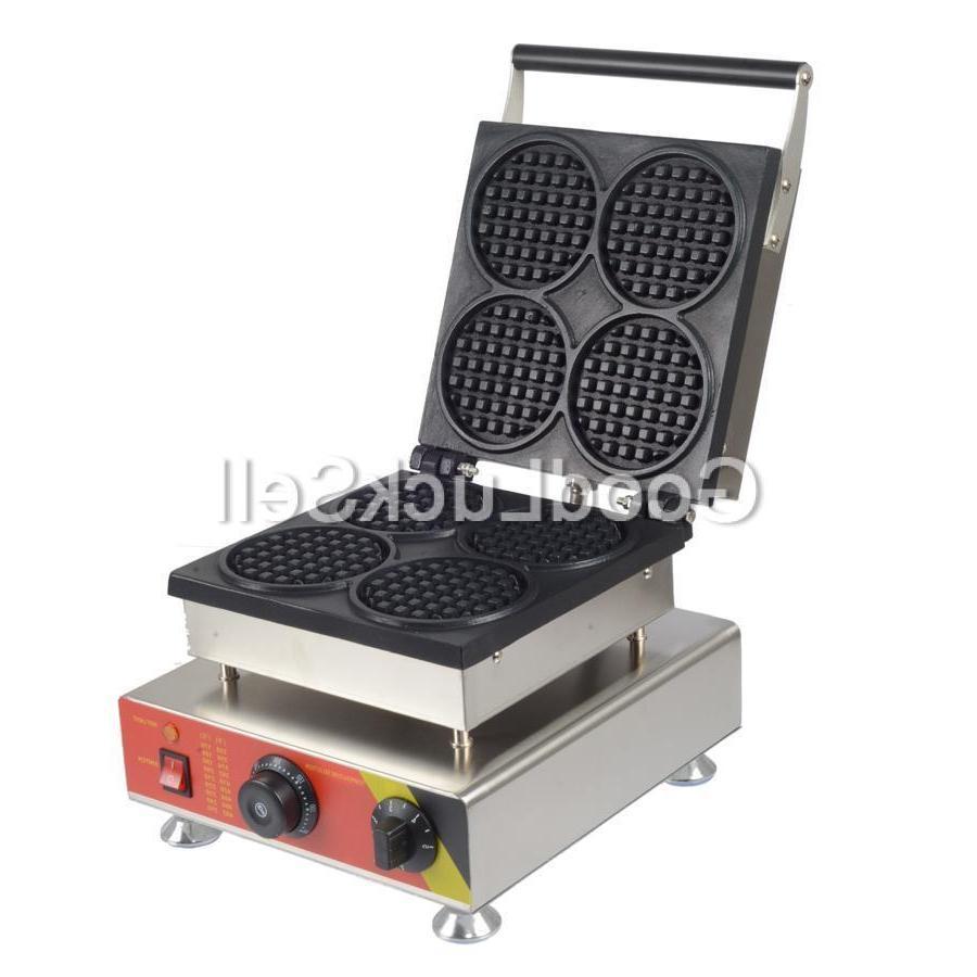 Commercial 4pcs Mini Maker Baker US