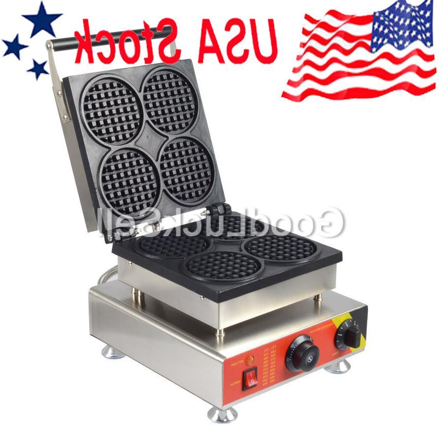 Commercial Mini Maker Baker Iron US