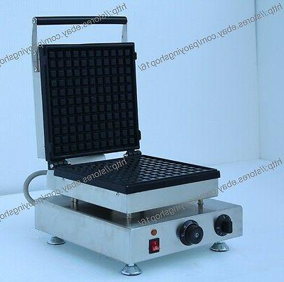 Commercial Nonstick Electric Liege Baker