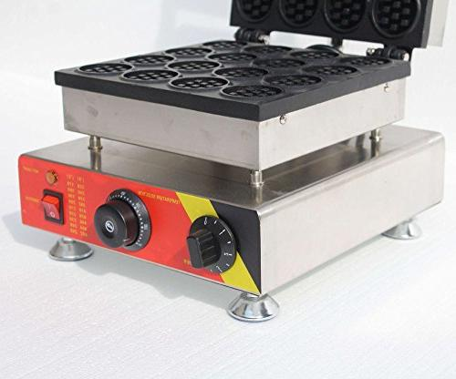 Commercial 110V Electric Waffle