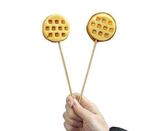 Electric 16pcs Mini Waffle
