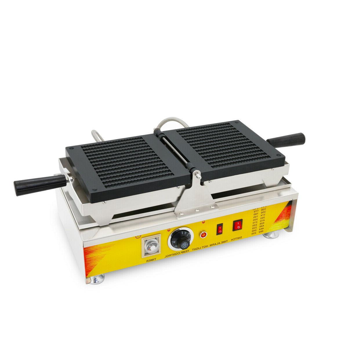 Commercial Nonstick Fries Stick Maker Machine Baker Iron Global