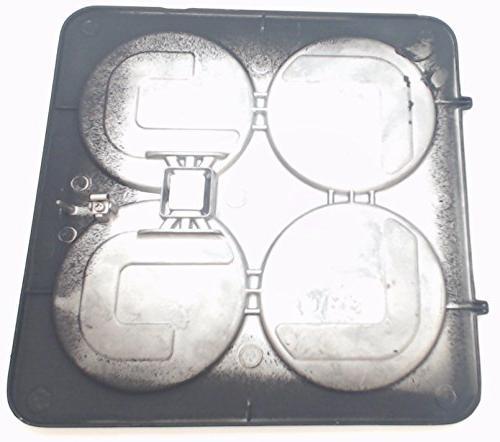 Cuisinart Lower Pancake Plate, WAF-300LPP