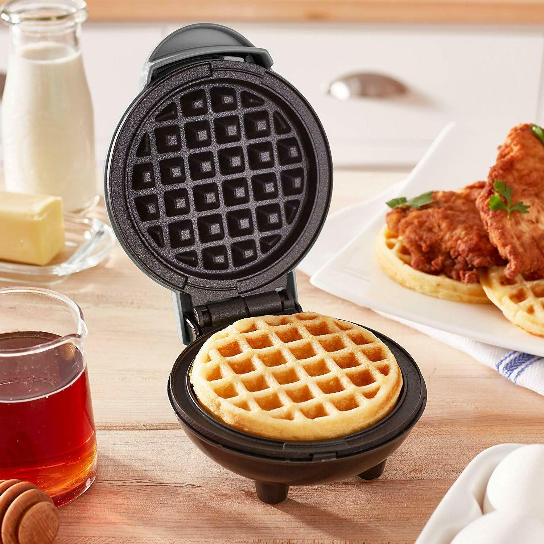 Dash Maker: Mini Waffle Machine for Waffles,