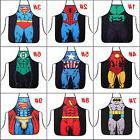 DC Comic Superheros Marvel Superman Batman Spider Man Kitche