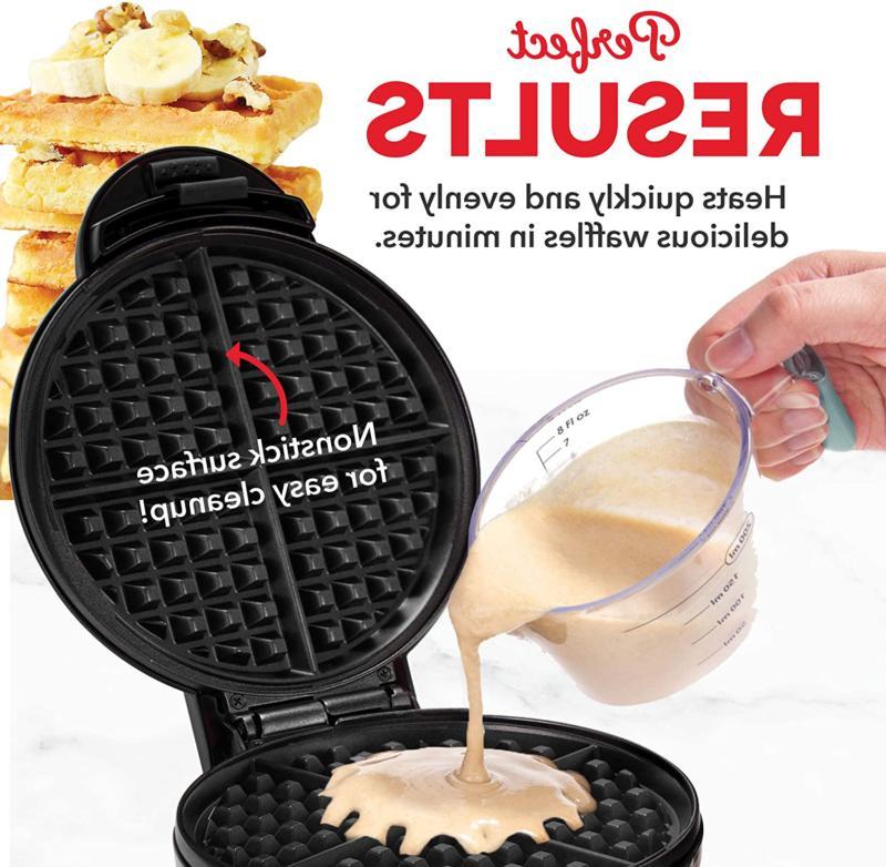 Dash Express Waffle Maker Individual Servings,