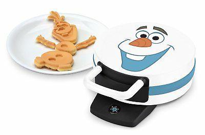 dfr 15 olaf waffle maker white