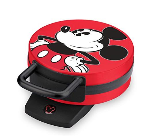 Waffle Red Disney