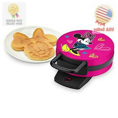 disney dmg 31 minnie mouse waffle maker