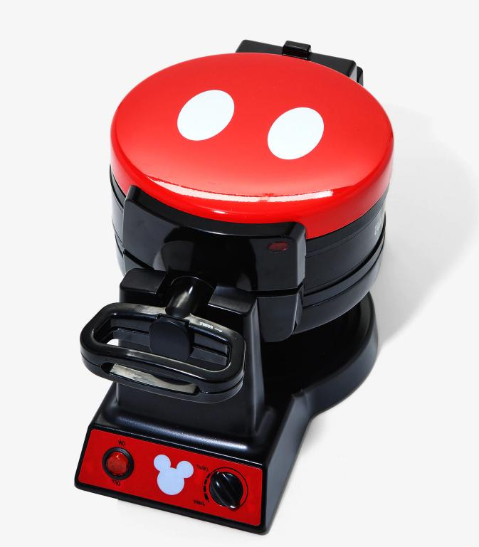 Disney Flip Mini Waffle Maker Shipping