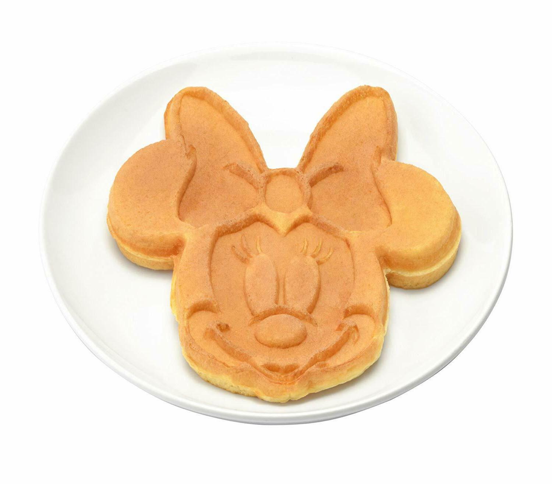 Disney Mouse Waffle