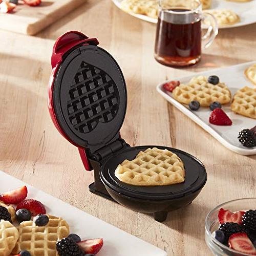 Dash Maker Waffle Iron Goodness,