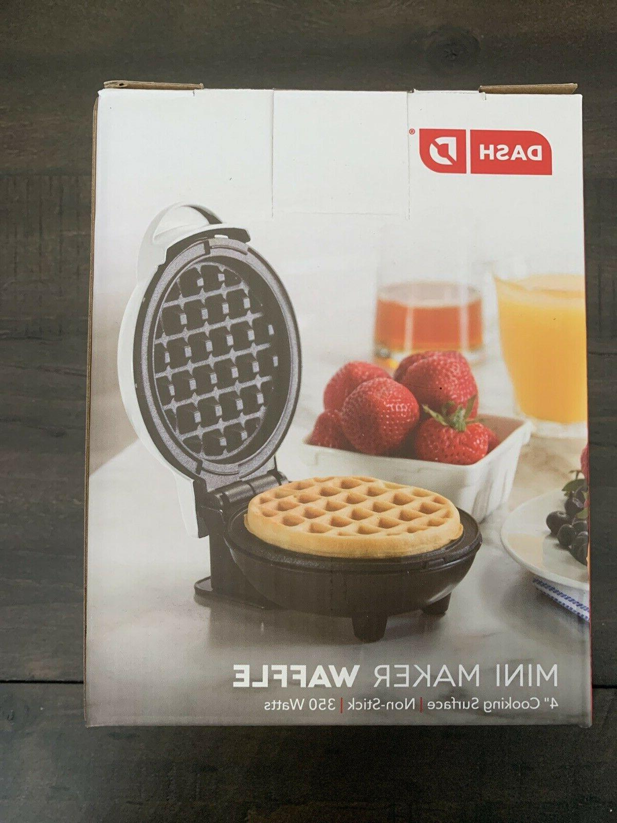 Dash Waffle Maker NEW