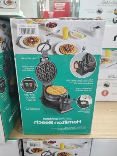 Hamilton Belgian Waffle Model