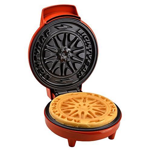 Disney Pixar DPC-258 Waffle Red