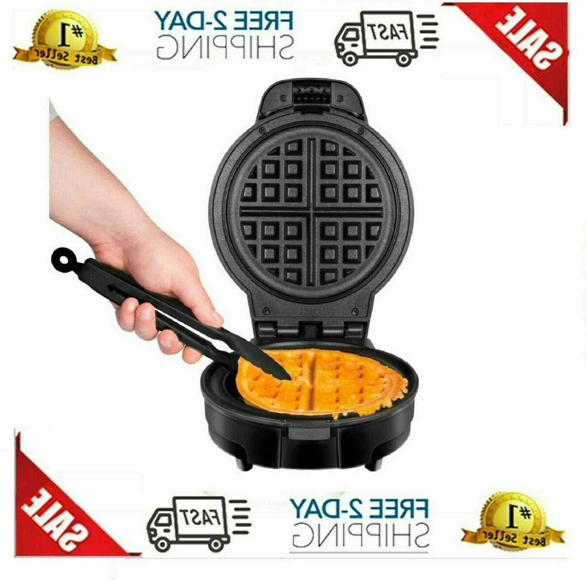 Electric Belgian Nonstick Breakfast Baker