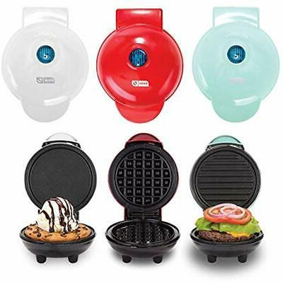 electric griddles mini maker griddle waffle