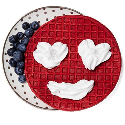 Emoji & Maker w - Choose either Diameter Waffles OR Pan Cakes